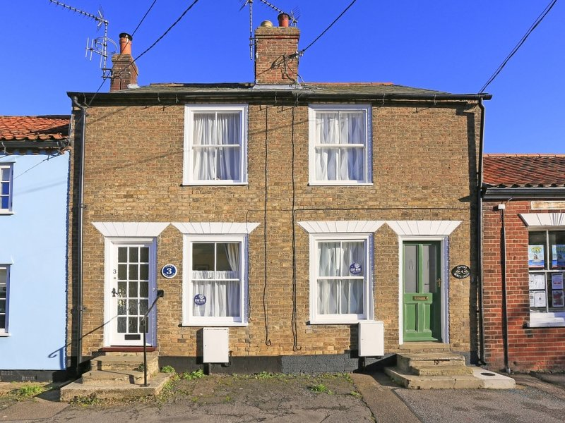 Well, vacation rental in Southwold