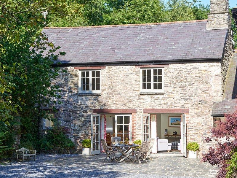 Coach House, Cornworthy, vacation rental in Totnes