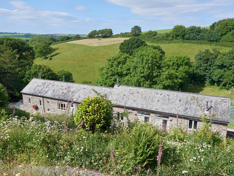 Haytor Cottage, Cornworthy, vacation rental in Totnes