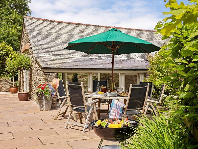 Garden House, Cornworthy, vacation rental in Totnes