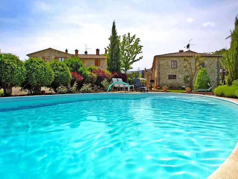 Casale il Giglio, aluguéis de temporada em Monte San Savino