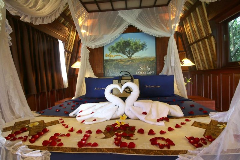 1 BR Duplex Pool Villa - Breakfast, casa vacanza a Sangeh