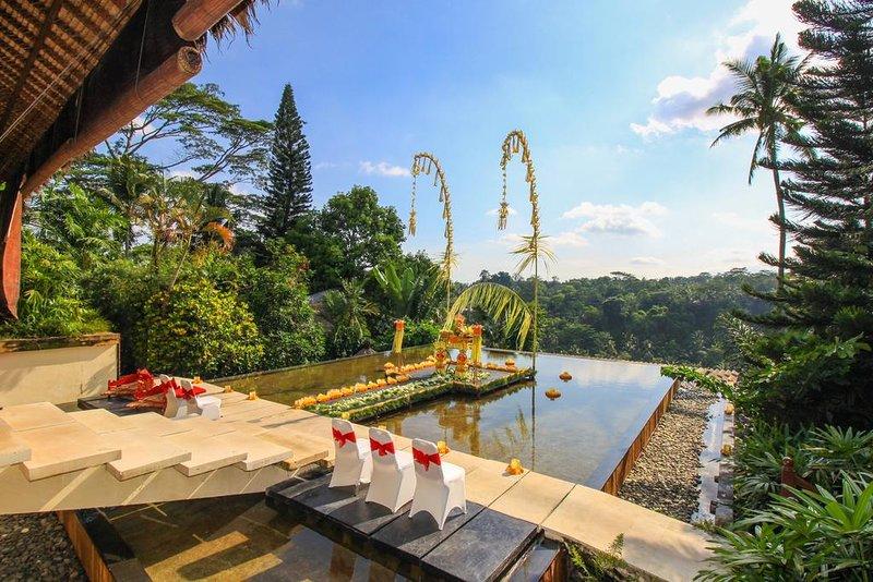 1 BR  Duplex Villa - Breakfast, casa vacanza a Sangeh