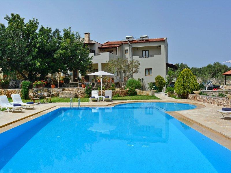Elia, holiday rental in Vamos