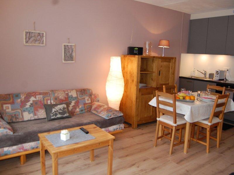 Rosablanche D13, holiday rental in Siviez