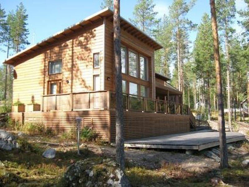 Pielislinna/loma-koli, holiday rental in Haapalahti