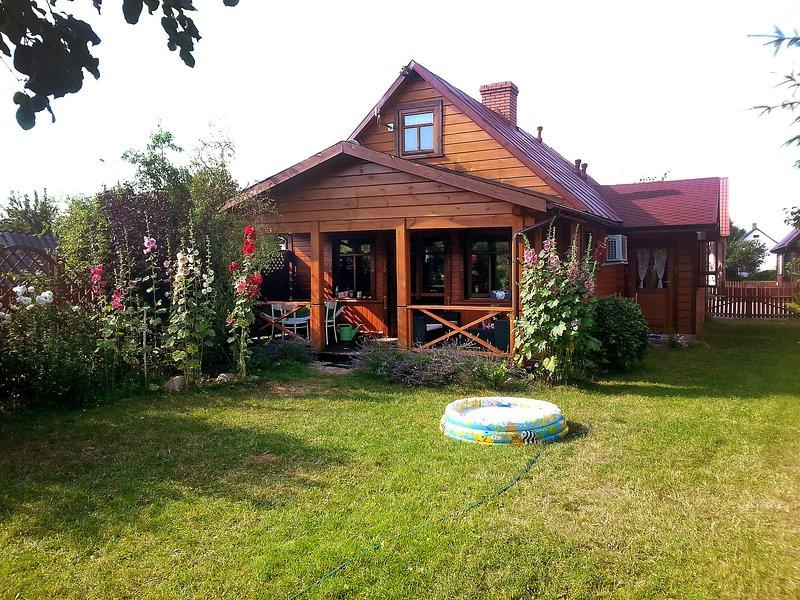 Waszkiewicza, alquiler de vacaciones en Este de Polonia