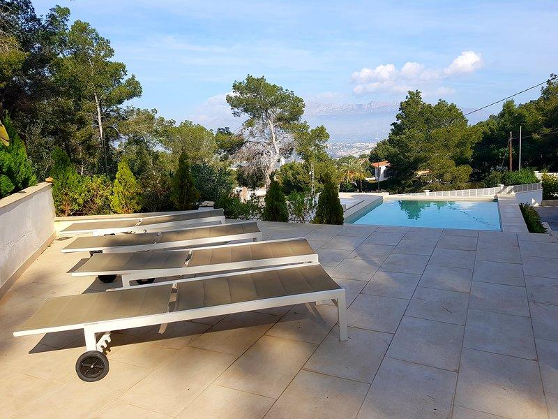 VILLA ESTRELLA POLAR, holiday rental in L'Alfas del Pi