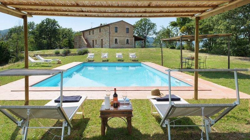 AMANTINO 8, Emma Villas Exclusive, holiday rental in San Casciano dei Bagni