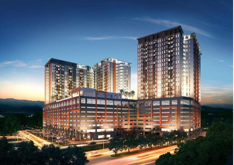 HZ Homestay Ascotte Boulevard, alquiler vacacional en Kuala Klawang