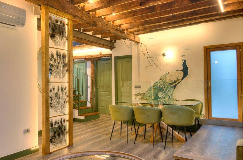 APARTAMENTO SINAGOGA6, vacation rental in Toledo