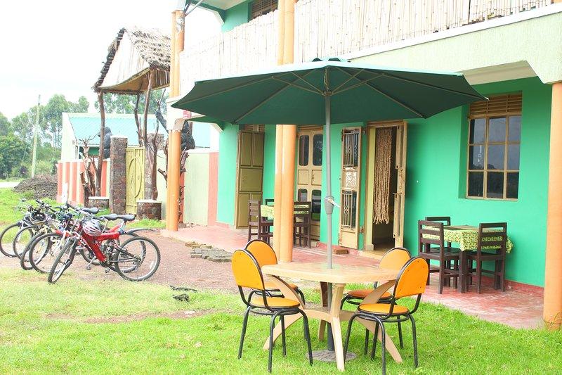 Air Land Hotel, casa vacanza a Mgahinga Gorilla National Park