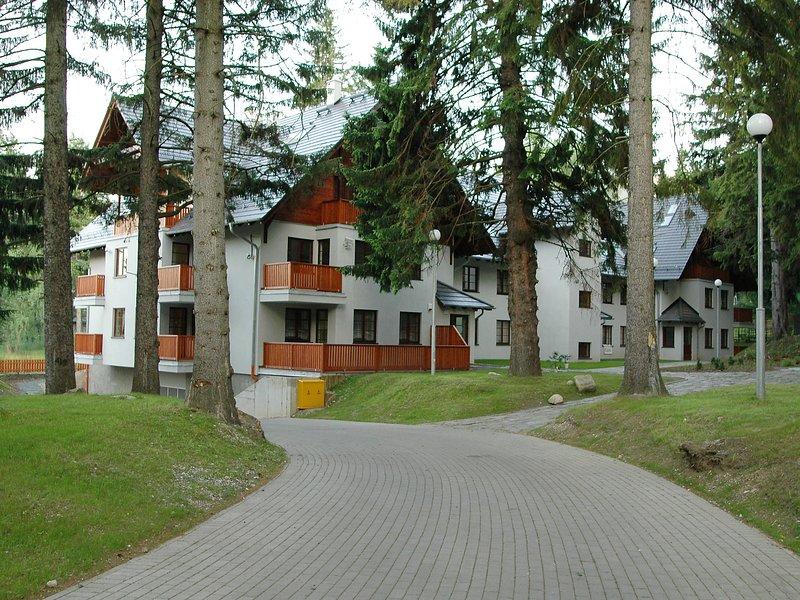 Królewski, holiday rental in Horni Mala Upa