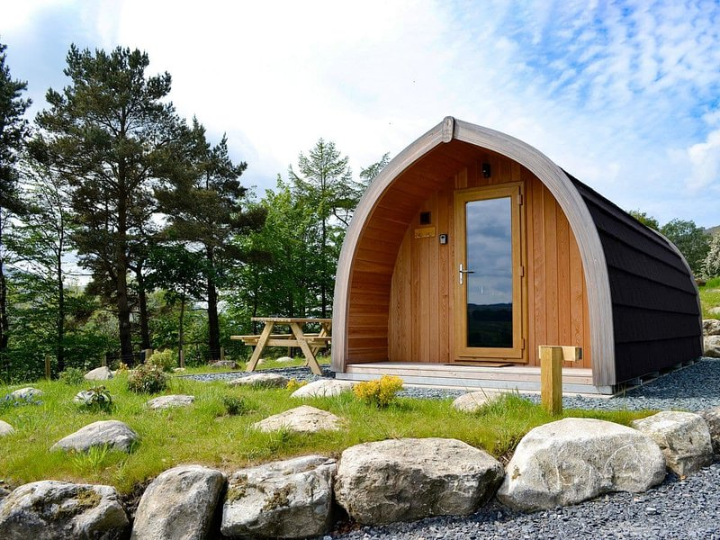 Swallow Bank Lodge - UK1307, vacation rental in Mosedale