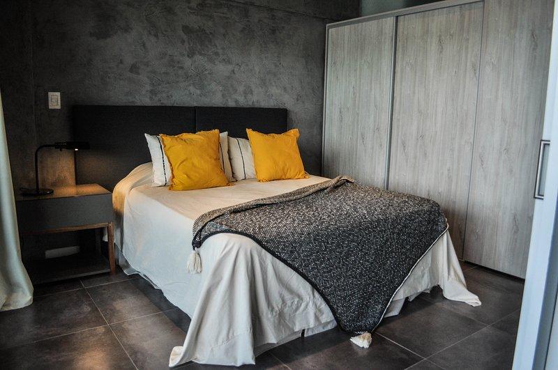 Habitaciòn Doble Matrimonial Premium Apart, Puerto del Aguila.