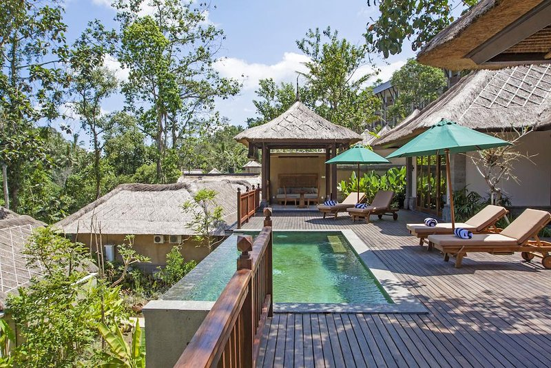 2 BR Presidential Villa with Private Pool, holiday rental in Bangli