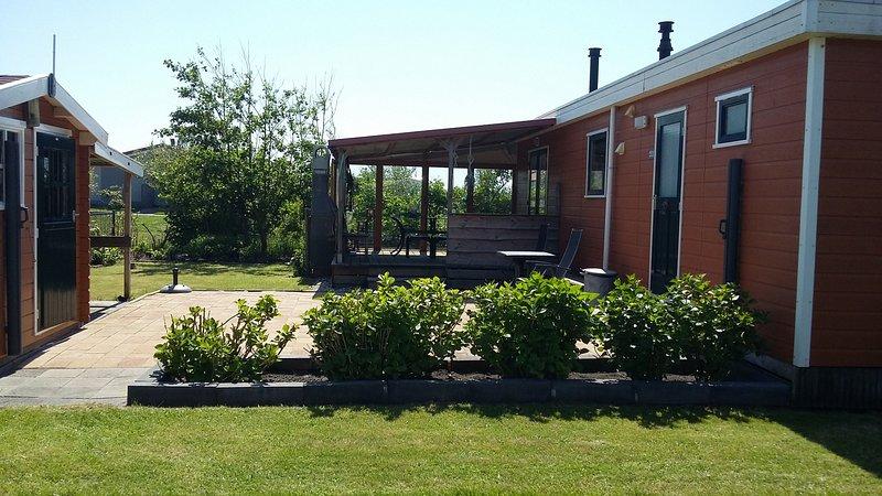 CS 48 - Vakantiepark Callassande, casa vacanza a Oudesluis