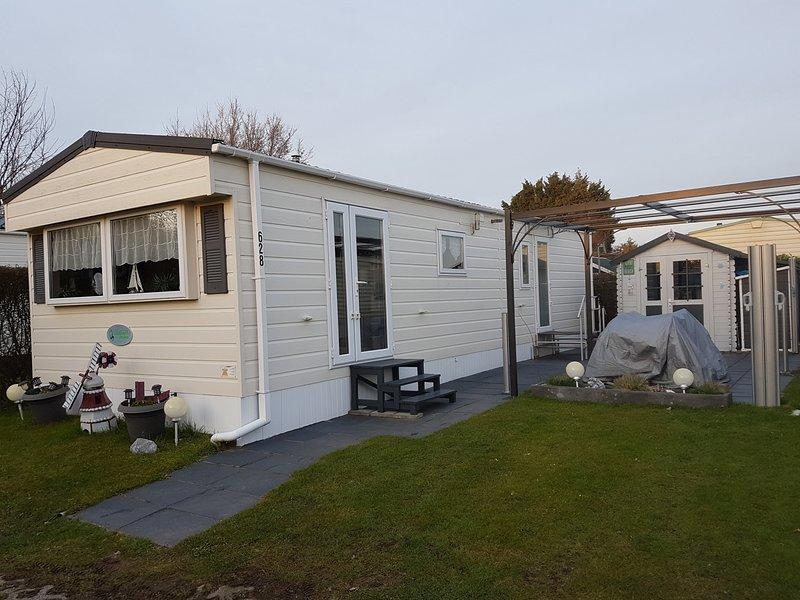 ZP 628 - Camping de Zandput, holiday rental in Breezand