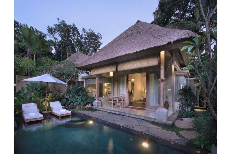 1 BR with Private Pool Villa, holiday rental in Bangli