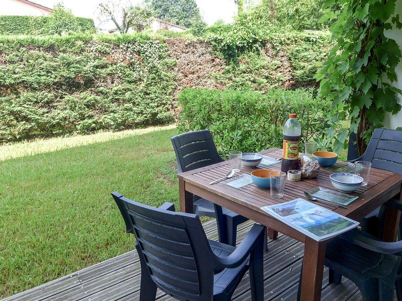 Marion, vacation rental in Villefranque