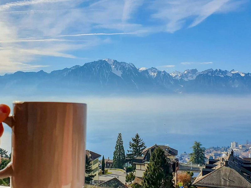 Bellevue, holiday rental in Montreux