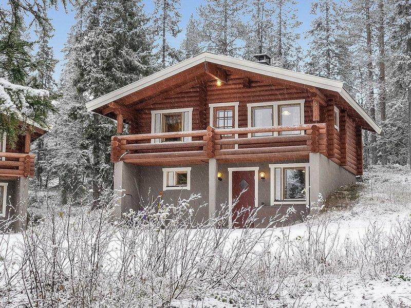 Oloskammi 5, vacation rental in Särkijärvi