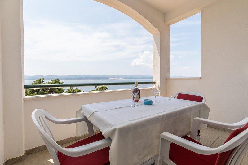 Kutlesa Apartment Sleeps 3 with Air Con - 5460066, vacation rental in Medici