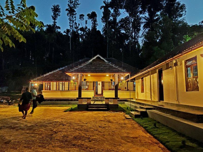 Caffeine Villa, vacation rental in Kaniyambetta