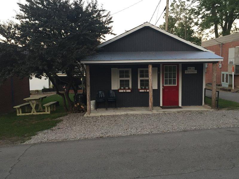 cozy weekend get-a-way, aluguéis de temporada em Cherokee Village