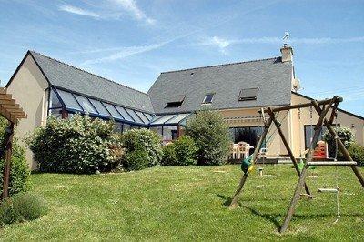Kerhermain Villa Sleeps 11 with Pool and WiFi - 5822336, holiday rental in Port-Manech