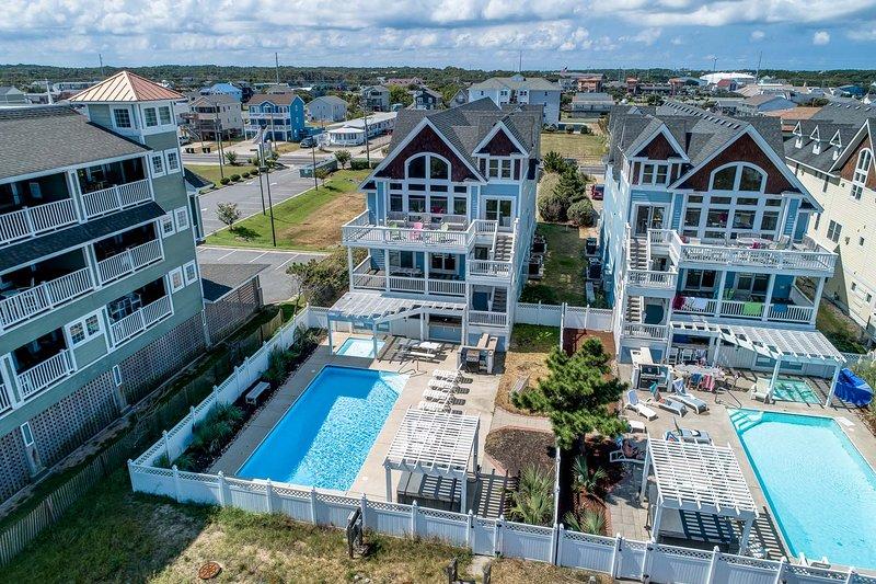 KDH Paradise | Oceanfront | Private Pool, Hot Tub | Kill Devil Hills, holiday rental in Kill Devil Hills