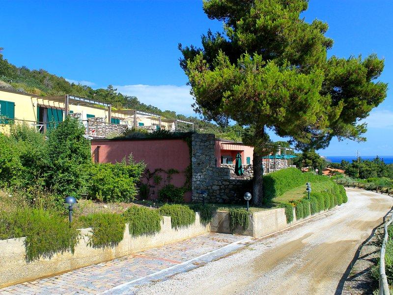 Exquisite Elba, location de vacances à Schiopparello IV