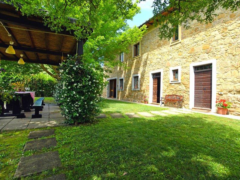 Casa dei Ciliegi, vacation rental in Gambassi Terme