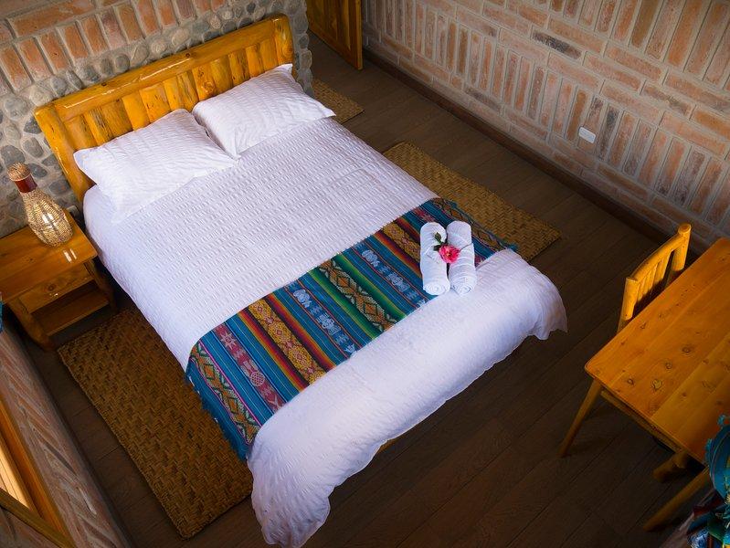 Watzara Wasi Apartamento Rural Indigena, alquiler de vacaciones en Ibarra
