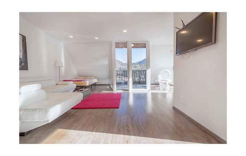 Nice home in Bohinjska Bistrica w/ WiFi and 2 Bedrooms (SGR147), holiday rental in Ribcev Laz