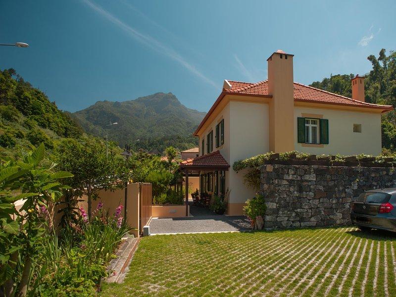 Casa do Regresso, location de vacances à Sao Vicente
