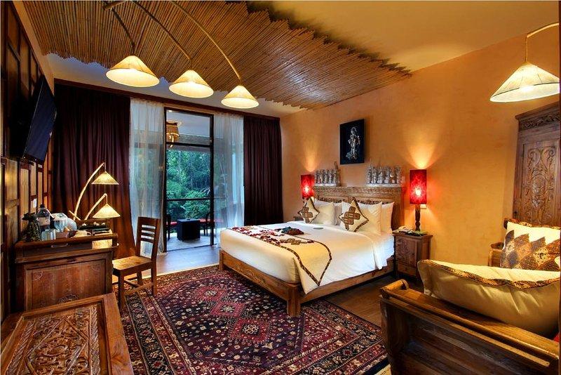 Deluxe Suite - Breakfast, vacation rental in Marga