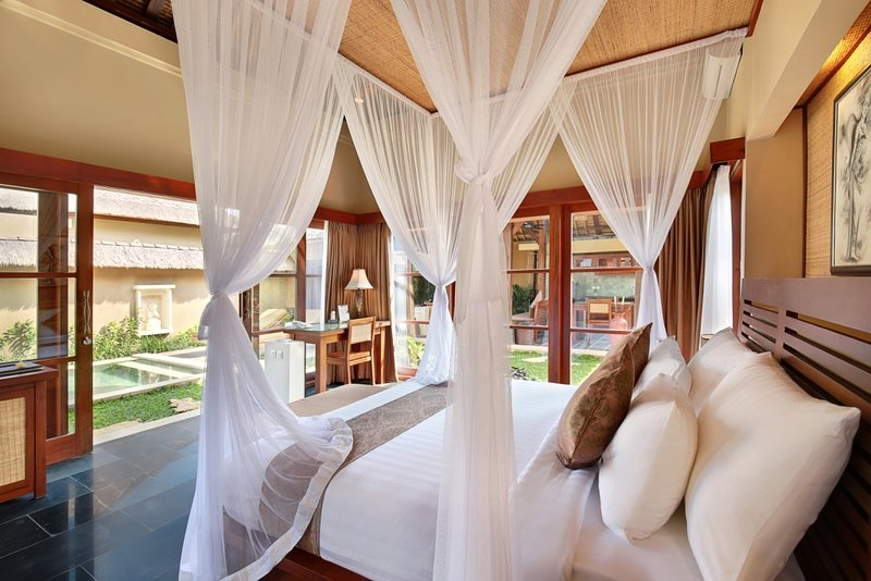 2 Bedroom with Private Pool Villa - Breakfast, holiday rental in Batuan