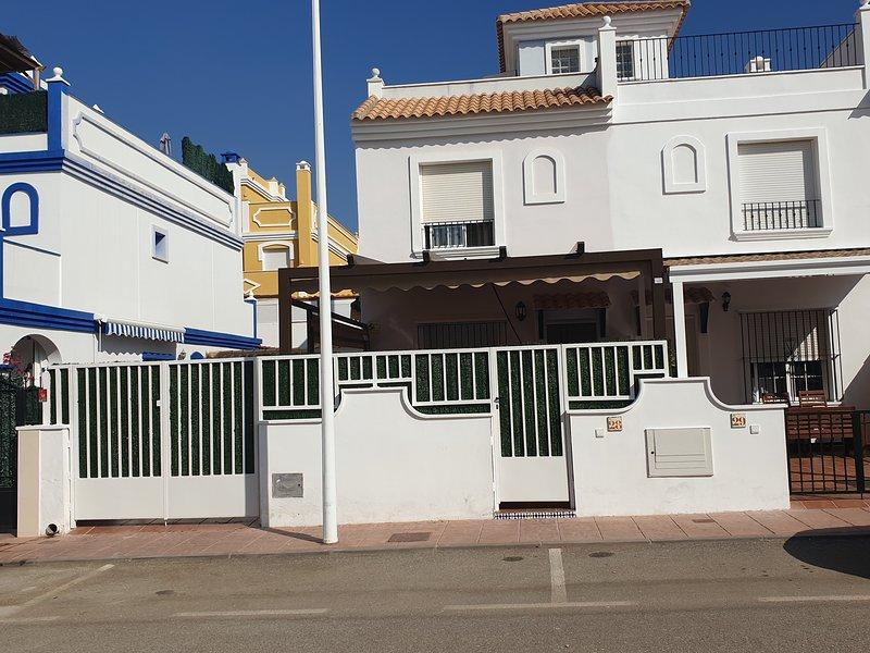 Chalet Francisco, holiday rental in San Juan de los Terreros