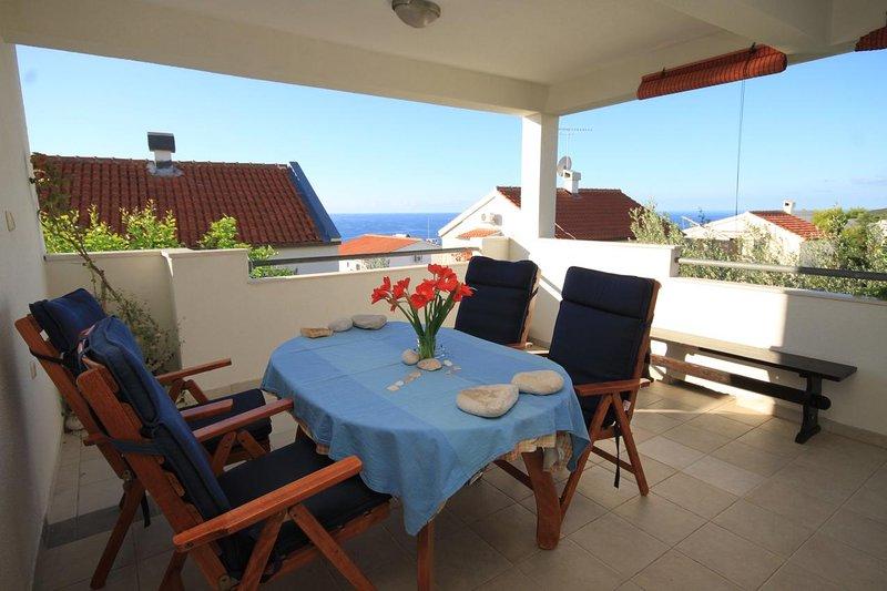 Rukavac Apartment Sleeps 4 with Air Con - 5469007, holiday rental in Rukavac
