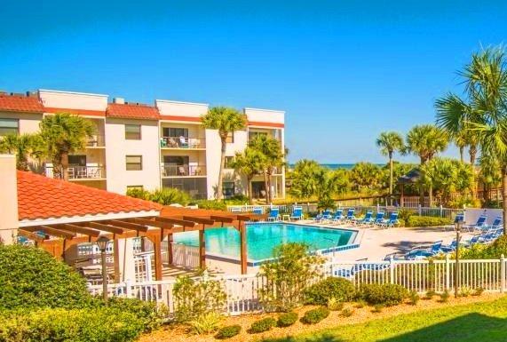 Ocean Village Club Beachfront Complex