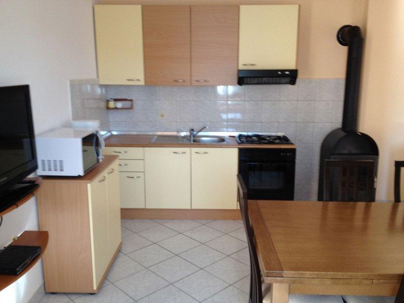 Holiday home 163202 - Holiday apartment 164257, vacation rental in Rovanjska