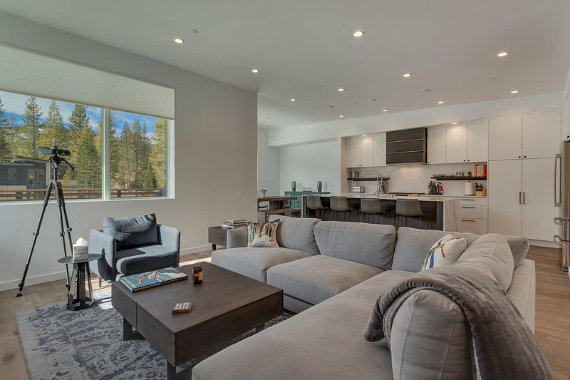 Palisades Townhome at Squaw Valley Chalet in Squaw Valley