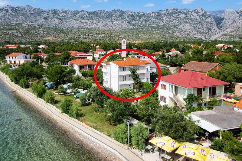 Seline Apartment Sleeps 4 - 5465962, holiday rental in Seline