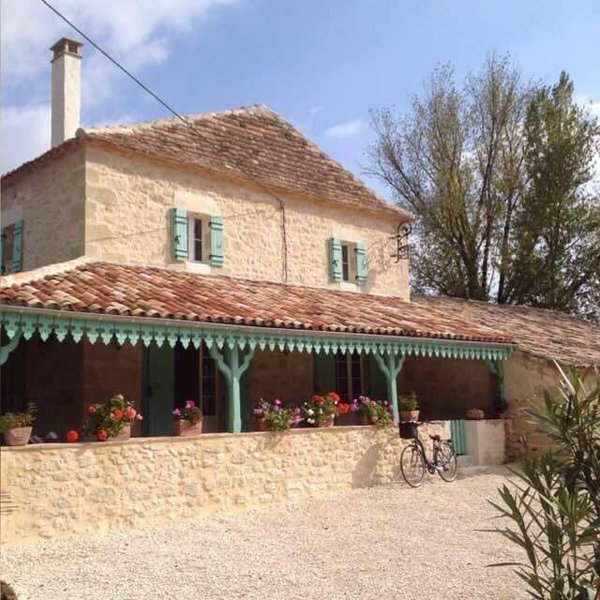 Le Boiret: a luxury farmhouse in the heart of the Dordogne, holiday rental in Eymet