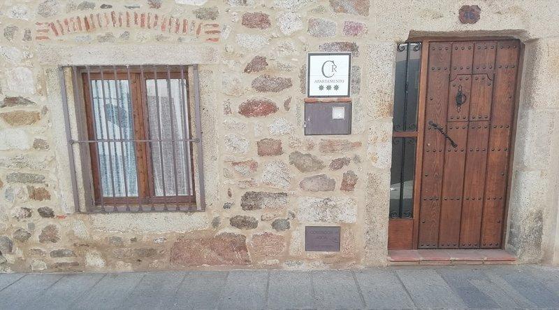 Casa rural la casina de carmina alquiler íntegro, aluguéis de temporada em Aljucen