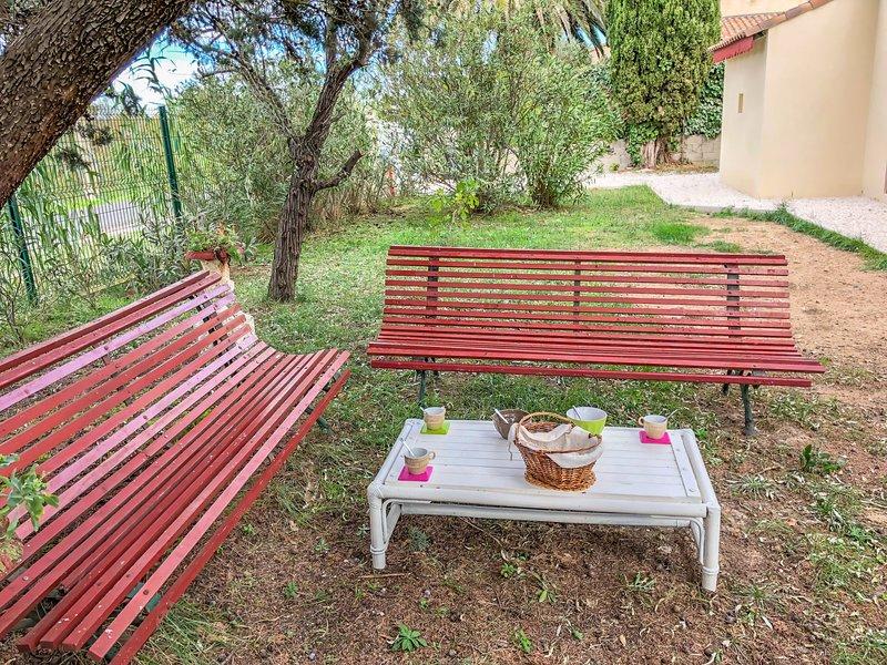 Maison Michelle, holiday rental in La Tamarissiere