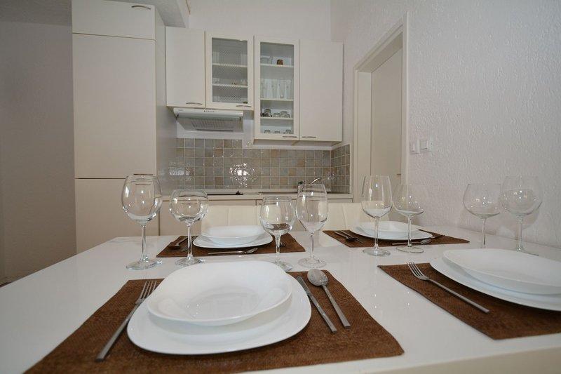 Holiday home 144516 - Holiday apartment 128453, vacation rental in Stancija Vodopija
