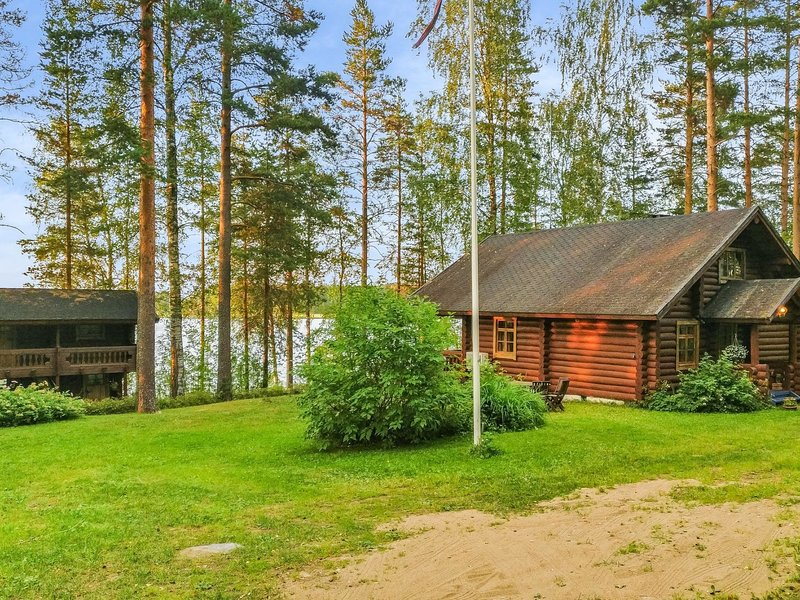 Palkinniemi, vacation rental in Punkaharju