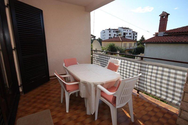Umag Apartment Sleeps 4 - 5466884, location de vacances à Finida